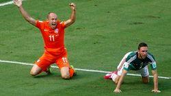 ¿Fue penalti a Robben? El resumen de la remontada de Holanda ante