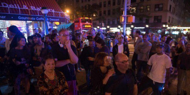 Así han vivido los neoyorquinos las explosiones en Chelsea
