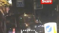 La bronca del alcalde de Londres con un taxista: