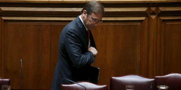 La izquierda portuguesa se une para hacer caer al gobierno de Passos