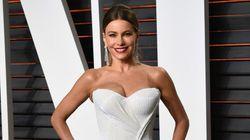 Sofía Vergara se disfraza de Wonder Woman para un