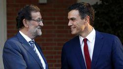 Sánchez y Rajoy acuerdan