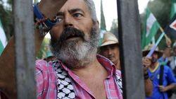 Sánchez Gordillo, por videoconferencia en el Rototom tras perder el