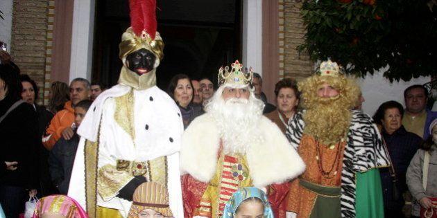 Caramelos y rey Baltasar: las dos polémicas de las cabalgatas de