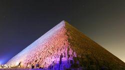 ¿Qué pasa en la pirámide de