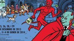 NNGG de Girona se 'pican' por este cartel