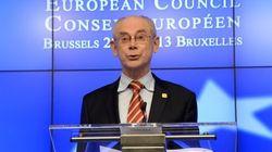 Van Rompuy dice que la mejora de España en 2014 no se notará en el