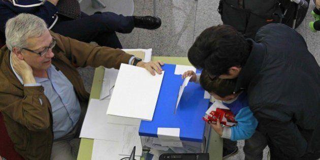El PP ganaría las elecciones del 26-J por un aumento de la abstención según 'El