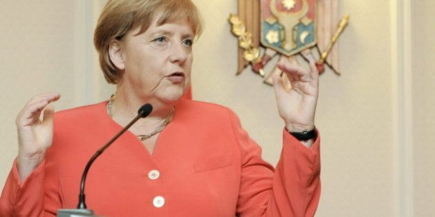 Angela Merkel, la más poderosa según