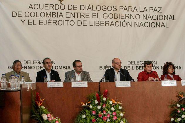 ¿Cómo llega el ELN al diálogo de paz en