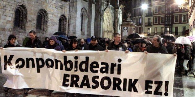 Los presos de ETA creen que el Gobierno