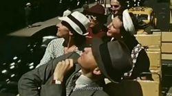 Descubre el Nueva York de 1939 en color