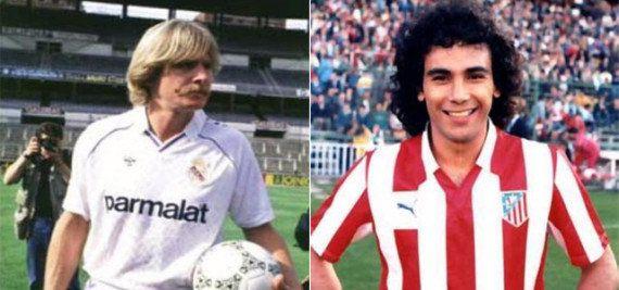'Ilustres traidores' del Real Madrid -