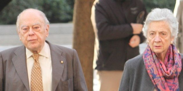 Jordi Pujol y Marta Ferrusola, imputados por blanqueo de