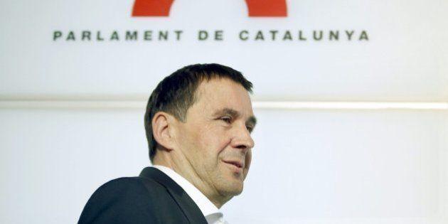 Otegi, elegido candidato a las elecciones vascas por las bases de
