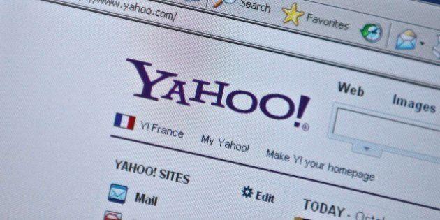 Yahoo! denuncia un robo de