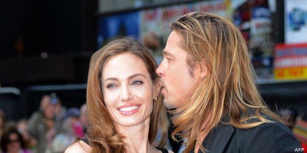 Angelina Jolie reaparece en público tras su mastectomía: