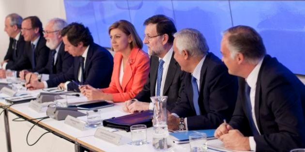 Rajoy intenta aplacar la tensión entre los barones por la financiación y la reforma