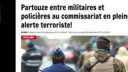 ¿Hicieron una orgía soldados y policías belgas en plena alerta