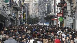 Los turistas de la Navidad y la lotería animan el comercio: