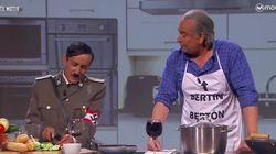 La 'entrevista' de Bertín a Hitler que triunfa en la Red