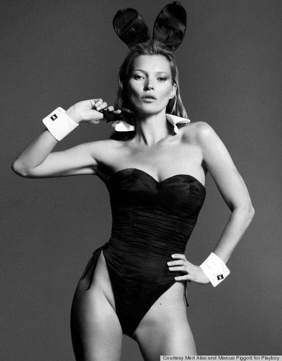 La portada de Kate Moss para Playboy