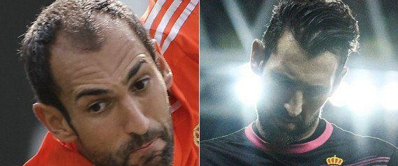 El increíble pelo creciente de Diego López da mucho que hablar en