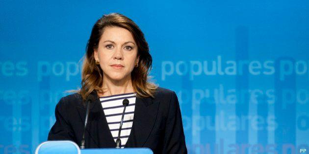 Cospedal sale en defensa de Barberá y Pons y asegura que no hay debate interno sobre
