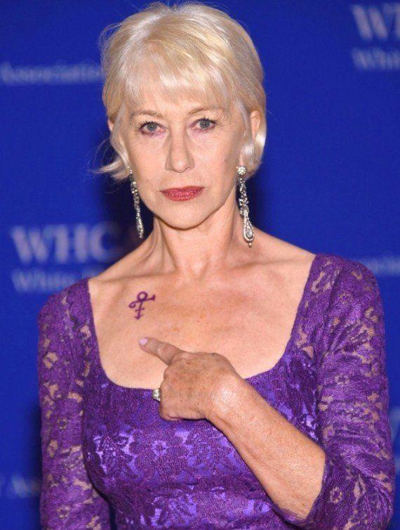 Helen Mirren conquista a todos en la cena de corresponsales de la Casa Blanca con su homenaje a