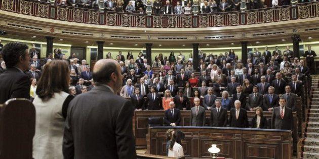 Rajoy anuncia que el Gobierno estudiará reducir el número de aforados en