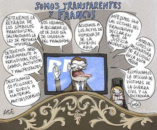 Transparentes y
