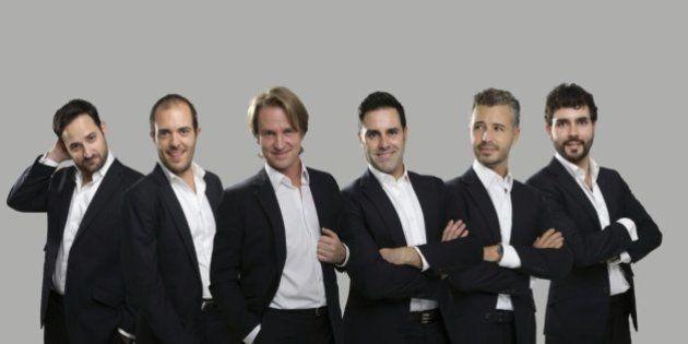 Seis tenores madrileños ayudan a los que más lo necesitan con su