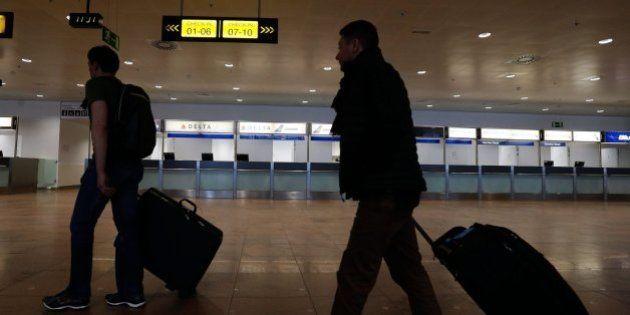 El aeropuerto de Bruselas reabre oficialmente su terminal de salidas tras los atentados terroristas de