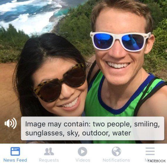 Facebook lanza una función para ayudar a los usuarios ciegos a disfrutar de las