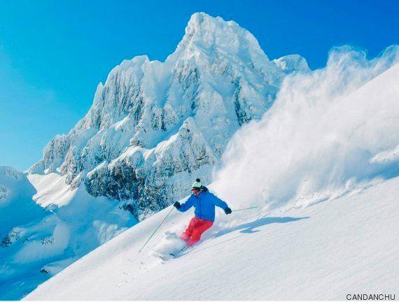 Las tres mejores estaciones para esquiar con