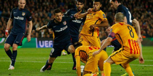 Atlético de Madrid - Barcelona: las cinco batallas de la guerra del