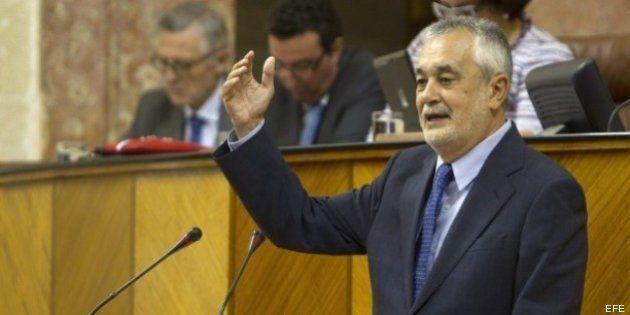 Griñán dejará la Presidencia de la Junta en