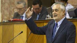 Griñán dejará la Junta el próximo mes de