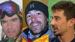 Tres montañeros españoles desaparecen junto a una cima en