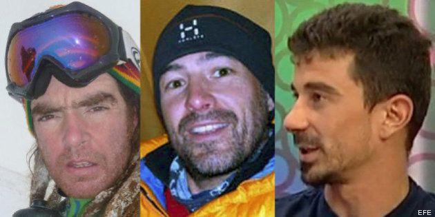 Tres montañeros españoles desaparecen tras ascender el Gashebrum-1, en