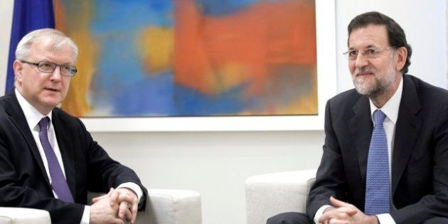 Olli Rehn, comisario europeo de Economía: