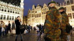 Seis detenidos en Bruselas por la amenaza de atentados en