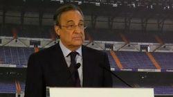 Florentino critica los pitos de la afición a