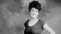 Esta mujer fue multada hace cien años por la ropa que llevaba en la