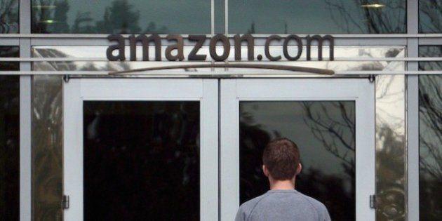 Una visita a la librería de Amazon en