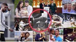 Mira bien la foto y descubre por qué Sergio Ramos la ha vuelto a