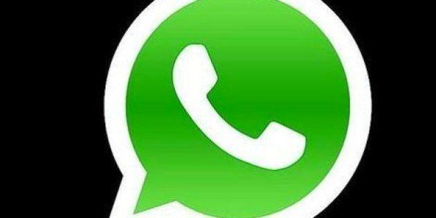 Whatsapp se cae el último día del