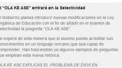 (Des)ánimo con la Selectividad: los mejores peores