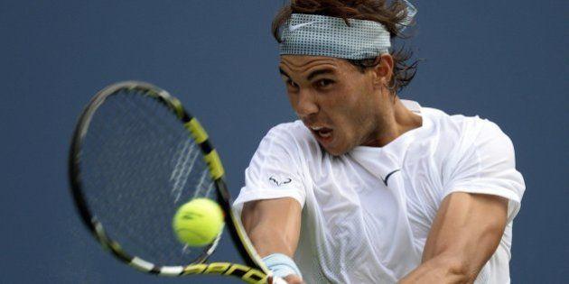 Rafa Nadal se estrena en el US Open imponiéndose a Ryan Harrison (6-4, 6-2,