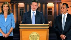 Santos, otro presidente latinoamericano con